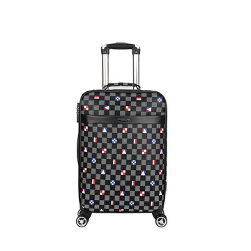 Fashion Design EVA Trolley Bags Travel Luggage
